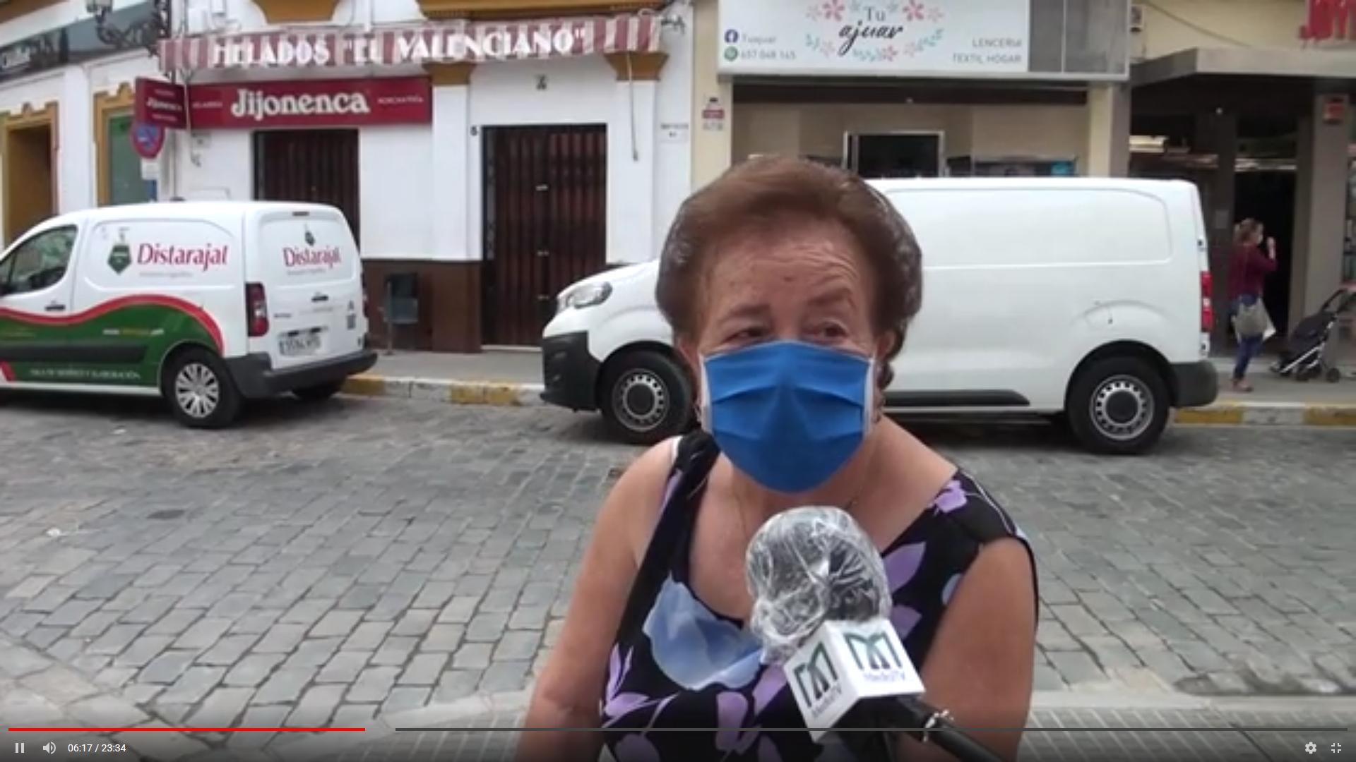 La calle opina – Vuelta al colegio coronavirus 2020